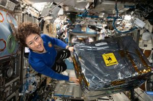 NASA Astronaut Christina Koch 289 days