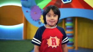 Ryan Kaji, 8-year-old, is the Highest-Paid YouTube Channel Creator of 2019