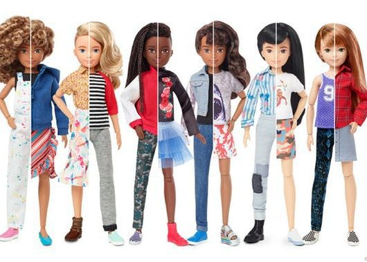 gender neutral dolls