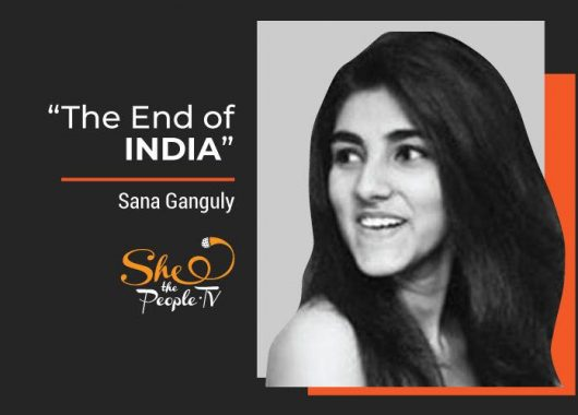 'the-end-of-india,'-posts-sana,-saurav-ganguly's-daughter-on-caa