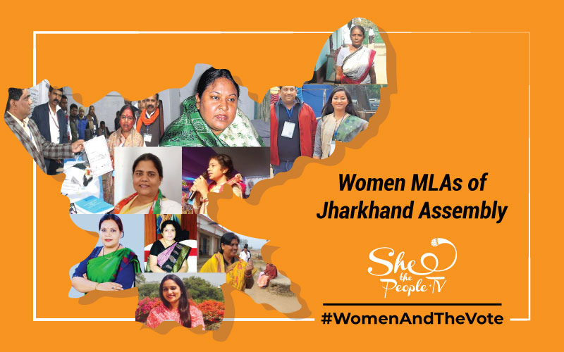 Women Jharkhand Assembly Elections