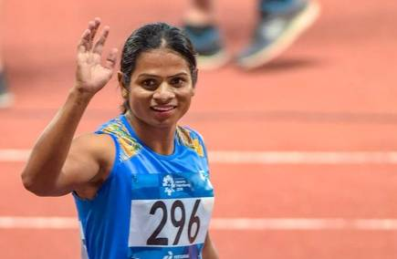 Dutee Chand promotion