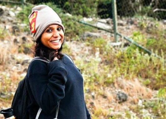 geethu-mohandas:-the-first-indian-woman-chosen-for-fjällräven-polar
