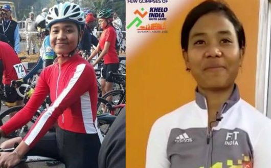 Khelo India Youth Games 2020: Assamese cyclist Gongutri Bordoloi returns from road accident to strike gold