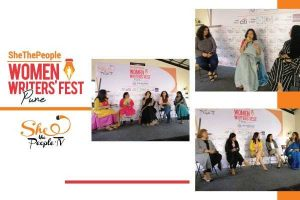women writers pune