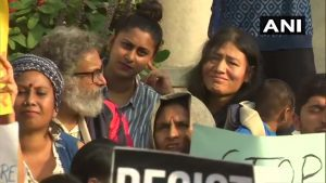 Irom Sharmila CAA protest