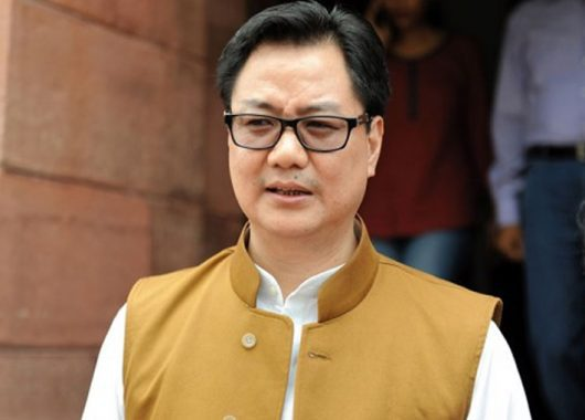 sports-authority-of-india-to-dispose-sexual-harassment-cases:-kiren-rijju