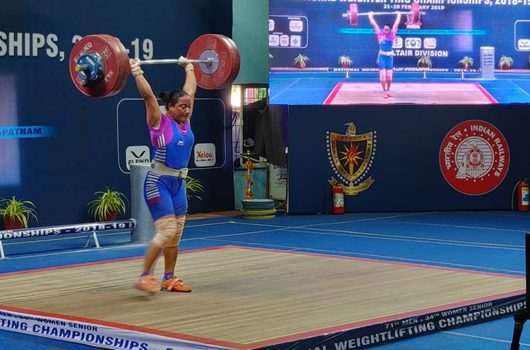 Weightlifter Sarbjeet Kaur Banned For Four Years
