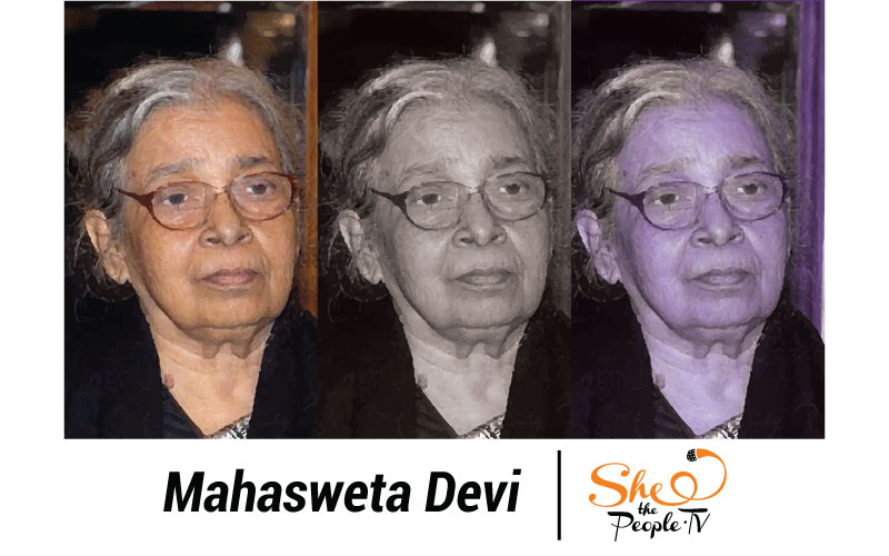 author Mahasweta Devi