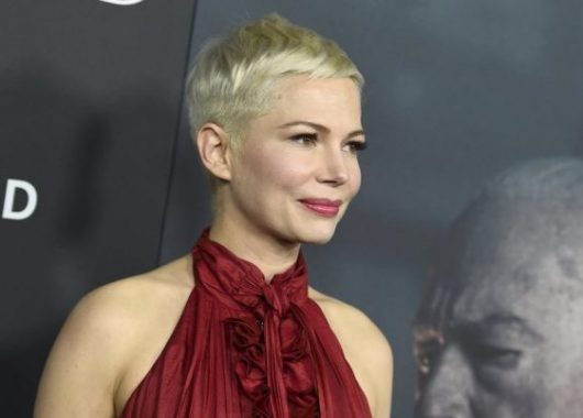 michelle williams golden globe