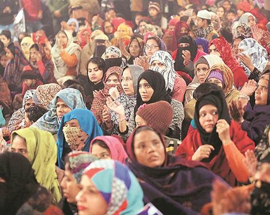 Shaheen Bagh, Shaheen Bagh Protesters Shifting