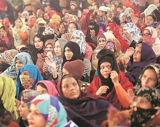 Women's Protests CJI Bobde Supreme Court, Shaheen Bagh