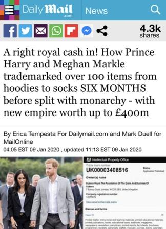 Prince Harry and Meghan Markle Are Cutting Off Royal Reporters
