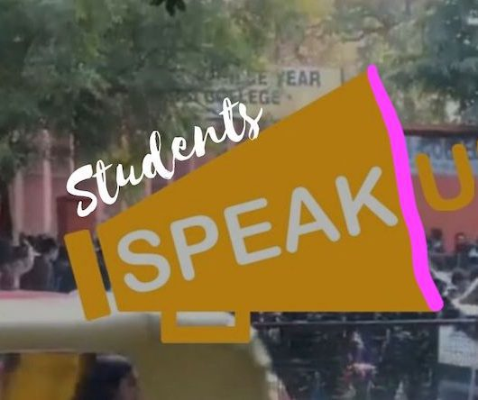 Gargi college students speak up