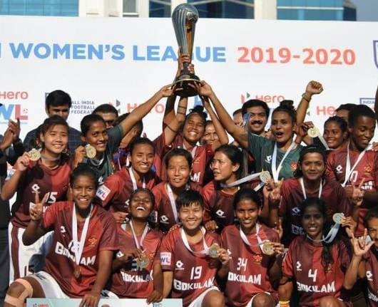 Gokulam women football