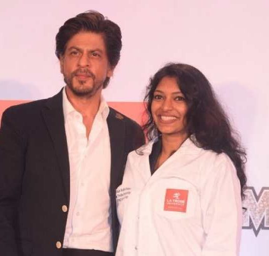 Researcher Wins SRK Scholarship