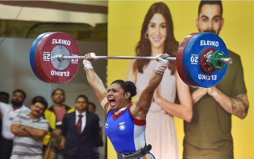 Rakhi Halder Weightlifting