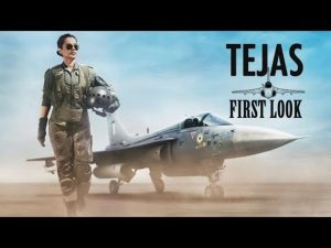 Tejas, Tejas shooting starts december