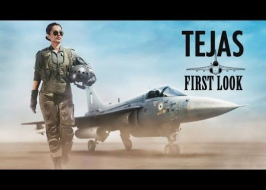 tejas-first-look:-kangana-ranaut-as-an-indian-air-force-pilot