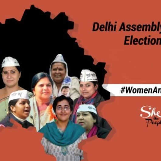 Women Winners Delhi Election