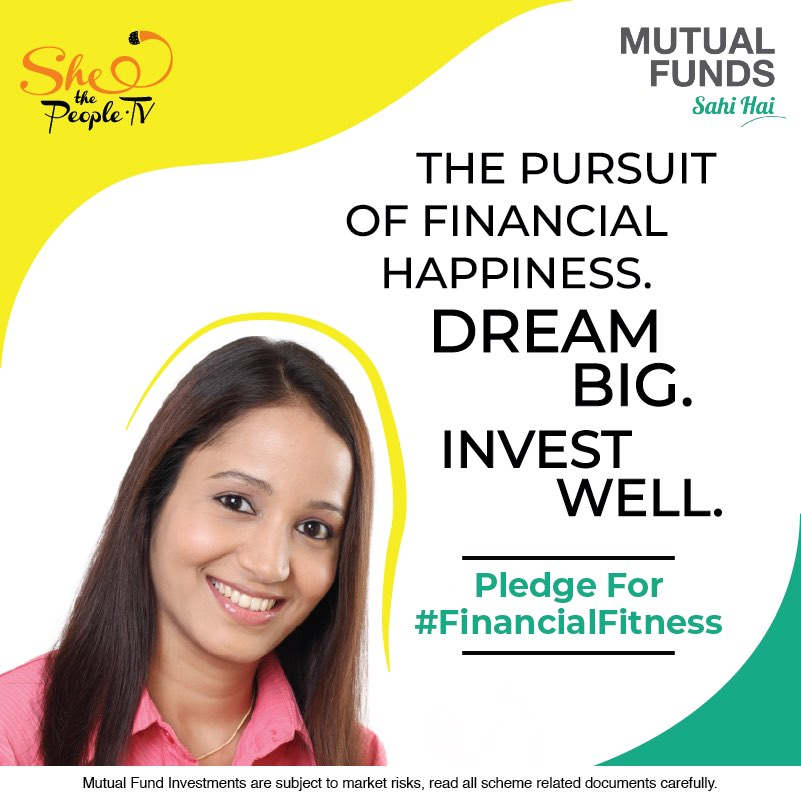 AMFI SheThePeople Approved Shaili With Disclaimer Pursuit of Happiness