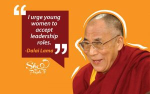 Dalai Lama Women Leadership