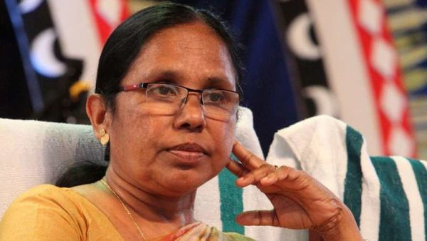 Kerala Health Minster KK Shailaja, KK Shailaja speaks to BBC.