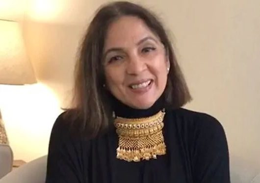 Neena Gupta Necklace