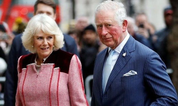 prince charles covid, Prince Charles Duchess Camilla Twitter page
