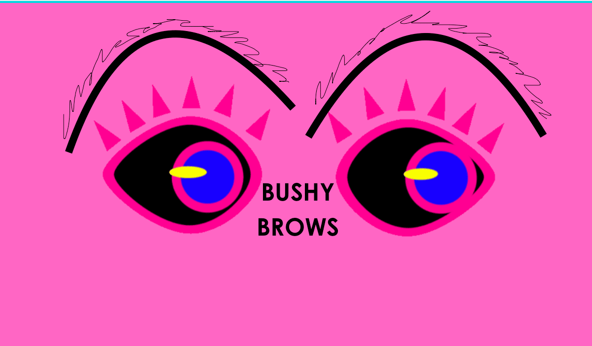 Bushy Brows Lockdown