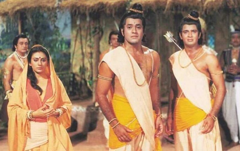 ramayan is back in coronavirus crisis