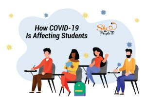 How students are affected by the COVID-19