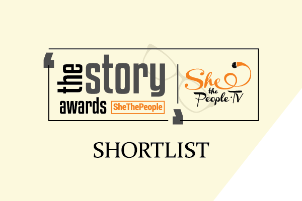 The SheThePeople Story Awards 2020 Shortlist - Gut Feel