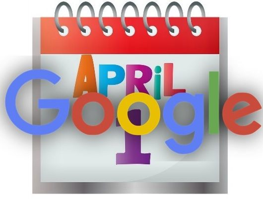 Google cancels april fools' day