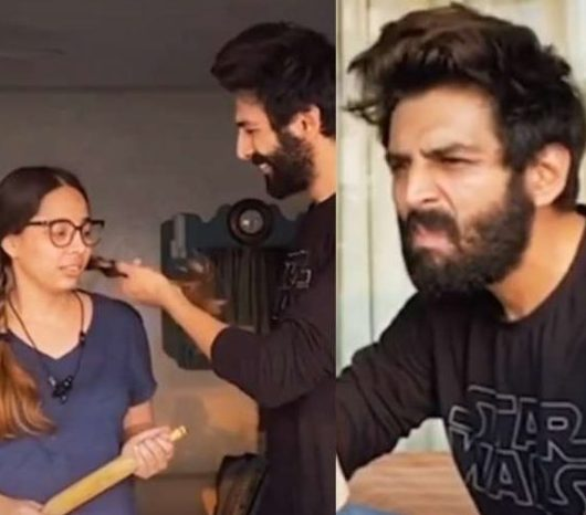 Kartik Aaryan TikTok Video