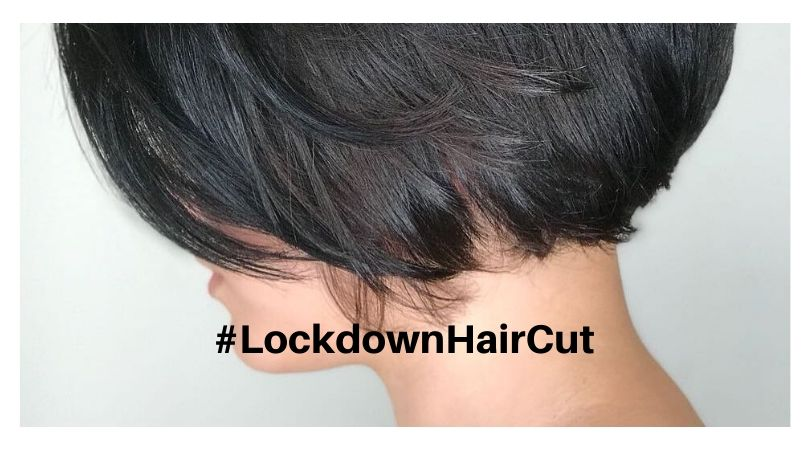 lockdown haircut