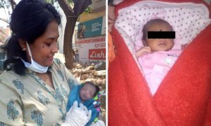 Migrant Worker Deliver Baby