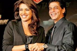 SRK Priyanka Chopra Global Fundraiser