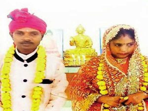 driver marries beggar