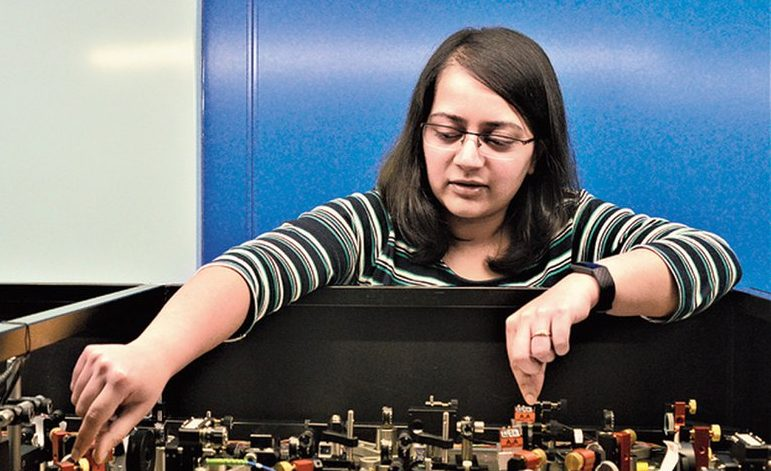 Amruta Gadge fifth state of matter sussex university, india's female physicists