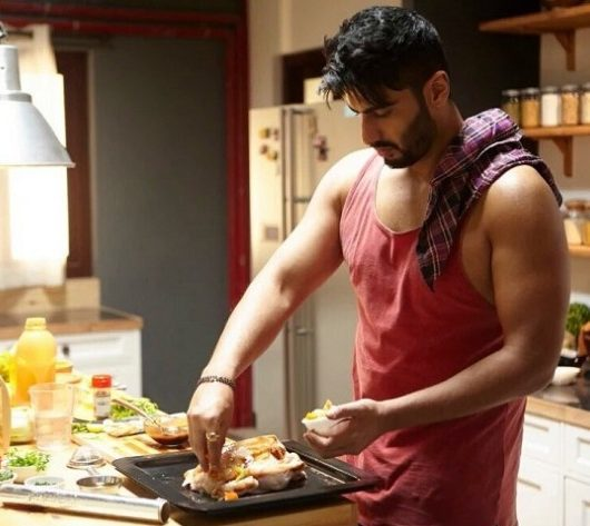 Indian men kitchen, Subarna Ghosh Petition