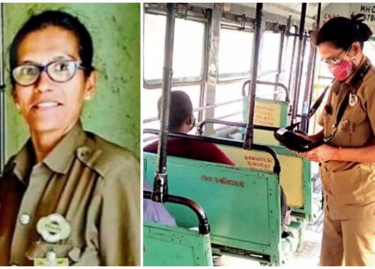 mother-of-budding-cricketer-working-as-bus-conductor-in-covid-19