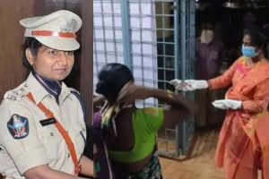 ips officer cooks Andhra Pradesh