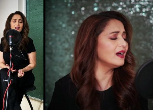 madhuri-dixit-releases-first-single,-her-ode-to-frontline-corona-warriors