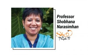 Indian professor Shobhana Narasimhan has made her place in the list of International Honorary member to the American Academy of Arts and Sciences