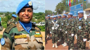 indian peacekeeper suman gawani