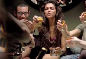 Women drinking indian screens liquor shops open, men toxic masculinity