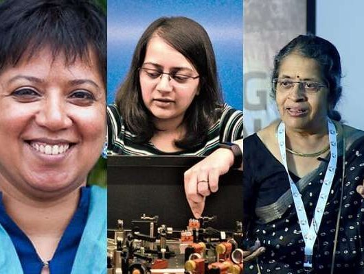 india's female physicists scientists