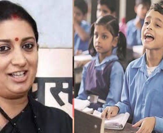smriti irani menstruation day