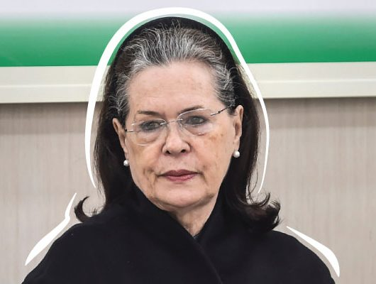 FIR Against Sonia Gandhi